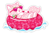 Strawberry Shortcake sticker 28