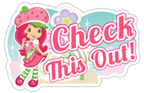 Strawberry Shortcake sticker 29
