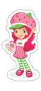 Strawberry Shortcake sticker 35