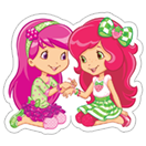 Strawberry Shortcake sticker 38