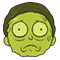 Rick and Morty Moji sticker 4