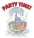 Dumbo sticker 11