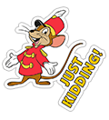 Dumbo sticker 17