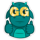 QLASH Gaming sticker 9