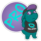 QLASH Gaming sticker 1