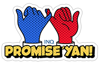 Inquirer #VotePH sticker 17