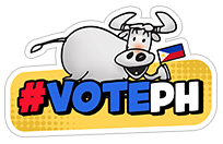 Inquirer #VotePH sticker 23