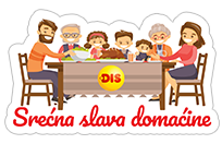 DIS stikeri sticker 20