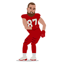 Fantasy Football Stars sticker 1