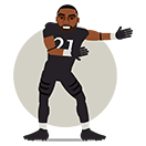 Fantasy Football Stars sticker 7
