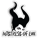 Maleficent sticker 2