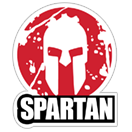 Стикер The Spartan Pack UK 14