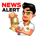 News 1st sticker 5