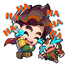 Mobile Legends:Bang Bang sticker 8