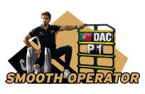 DS TECHEETAH sticker 2