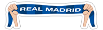 Official Real Madrid sticker 3