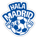 Official Real Madrid sticker 18