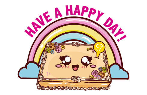 «Happy Goldilocks» sticker #19