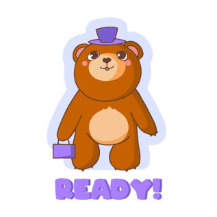 «Bear With Me!» sticker #13