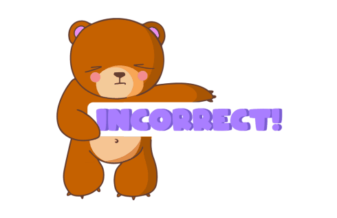 «Bear With Me!» sticker #25