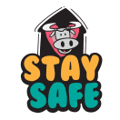 INQ #StaySafeAndInformed sticker 10